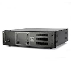 Pro-Audio 600W + 600W Dual Channel Amplifier.